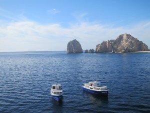 Boats at Cabo